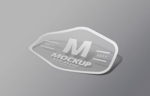 Brand Logo Sticker