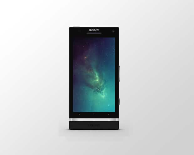 Sony Xperia Phone Model