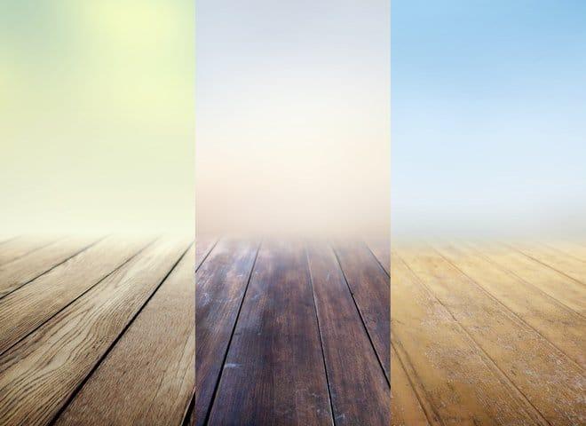 Infinite Wooden Floors