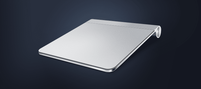 Apple Trackpad Design