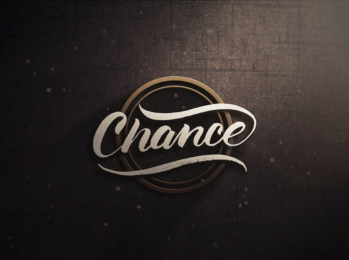Cinematic Text Plus Logo