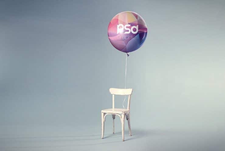 Balloon Plus Chair Design