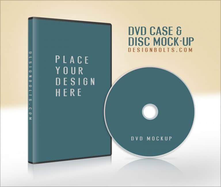 DVD Plus Case Cover