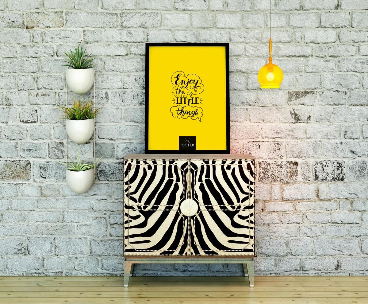 Indoor Poster PSD Mockup Download For Free | DesignHooks