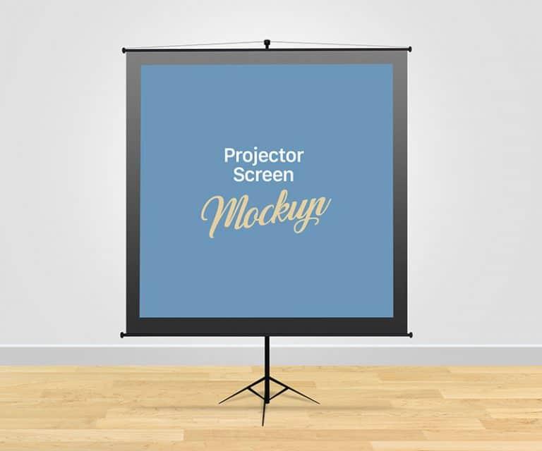 Meeting Projector Screen