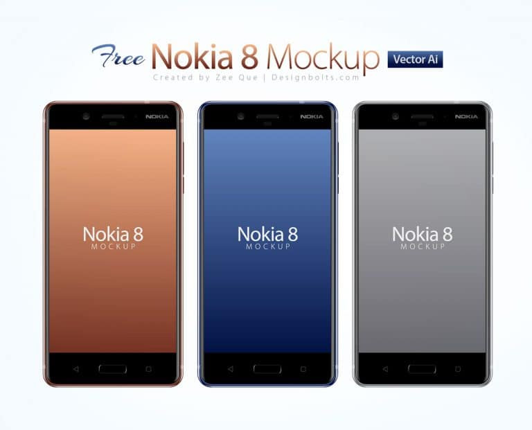 Nokia Android Smartphone Model