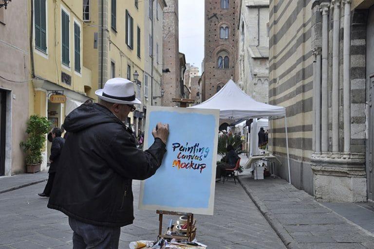 Painting Canvas Plus Painter