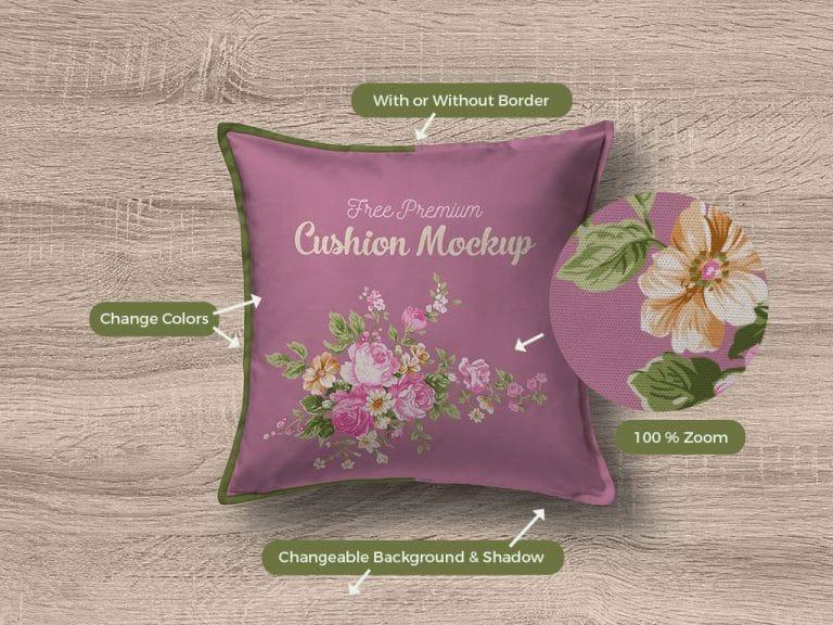 Premium Cushion Pillow