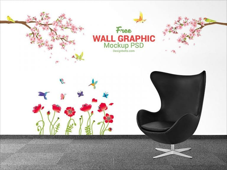 Wall Decal Plus Executive Chair