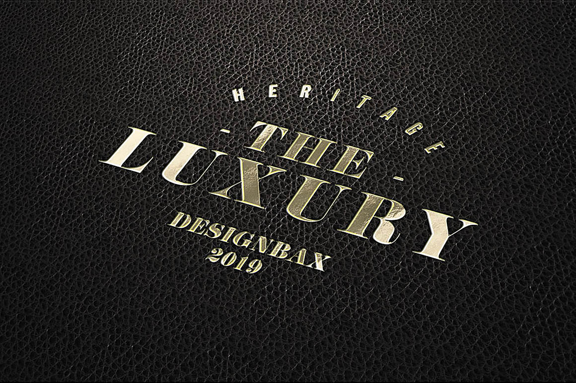Golden Luxury Logo