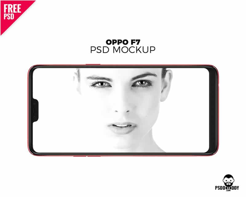 Oppo F7 Smartphone Model