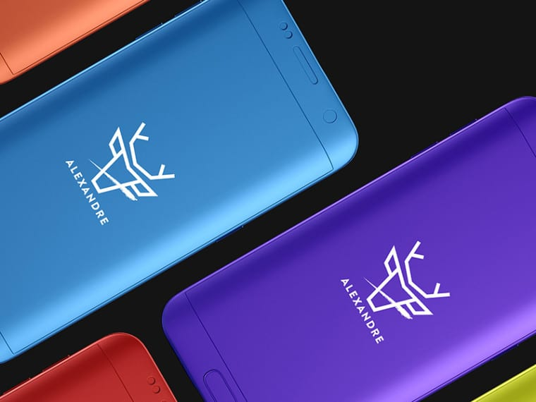 Samsung Galaxy Phone Backplate