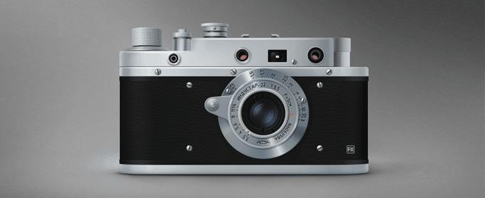 Russian Vintage Film Camera