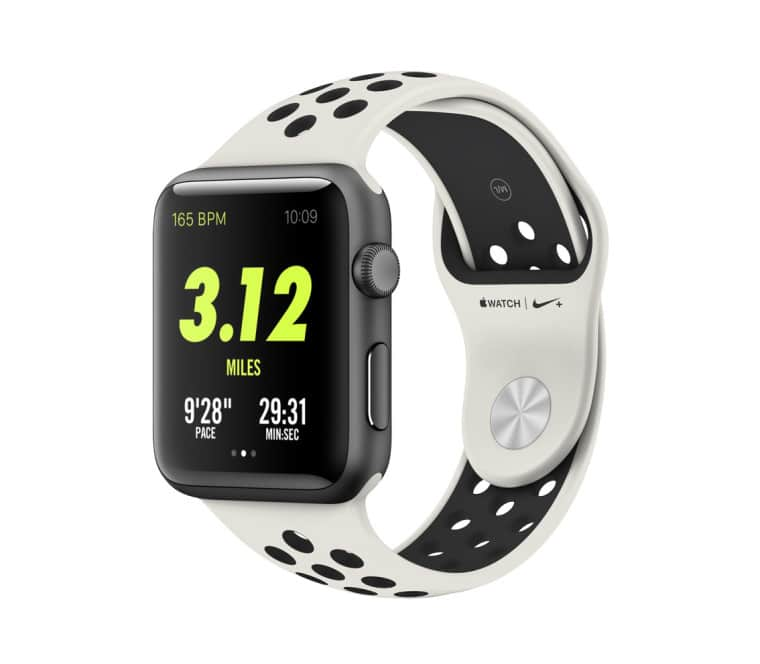 Sporty Apple Watch Plus Awesome Wristband
