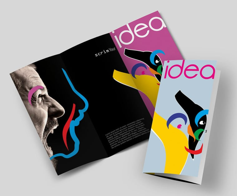 Creative Trifold Flyer