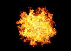 Intense Fireball Explosion Design