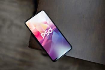 Free Smartphone Mockup In PSD