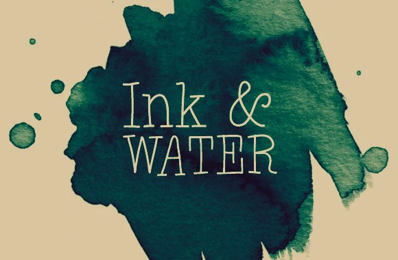 Ink Plus Water Design