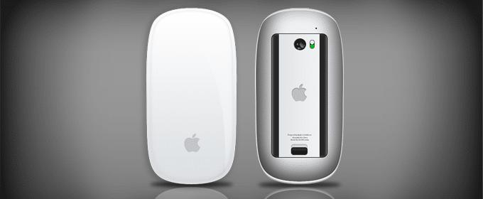 Apple Magic Mouse Design