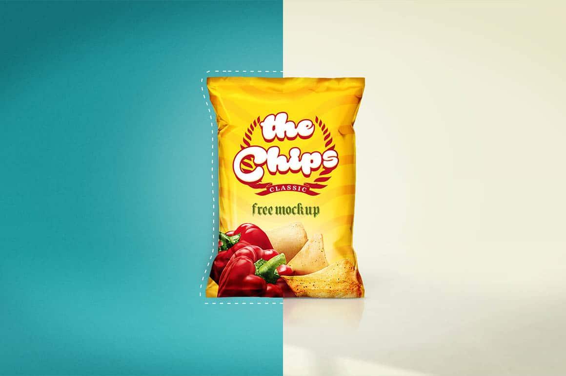 Chips Bag Design