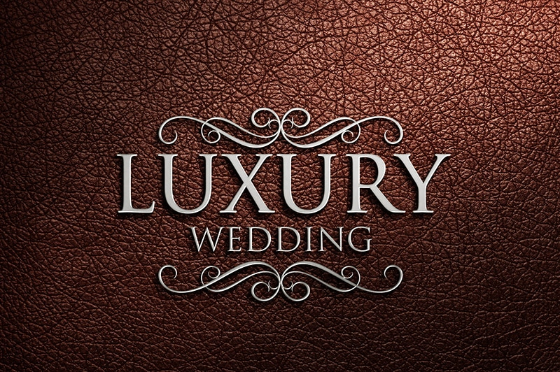 Fancy Luxurious Logo Design