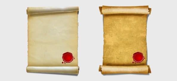Papyrus Paper Design