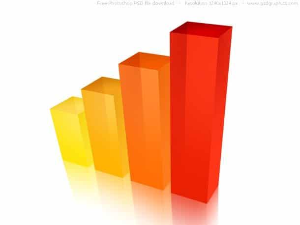 3D Business Graph Design