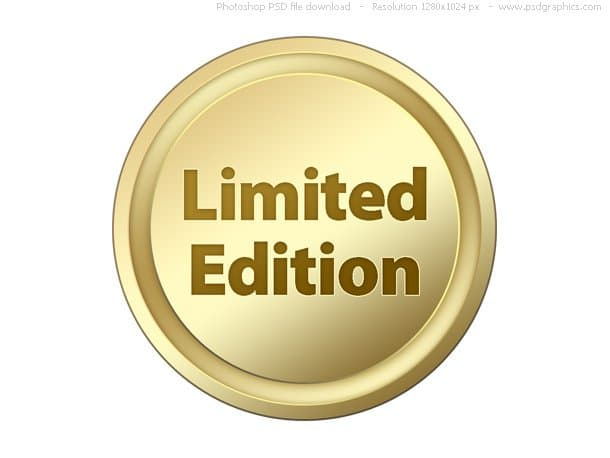 Shiny Limited Edition Seal