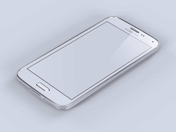 Pristine Samsung Galaxy Smartphone