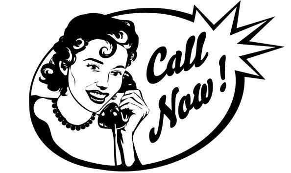 Woman Plus Telephone