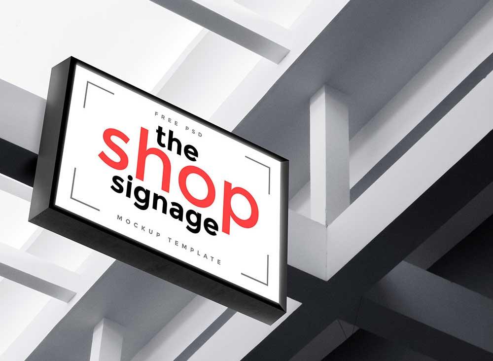 sign mockups