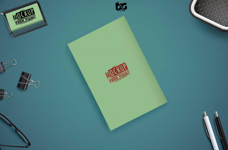 Book Cover Designing Free ~ Free book cover design psd mockup download designhooks