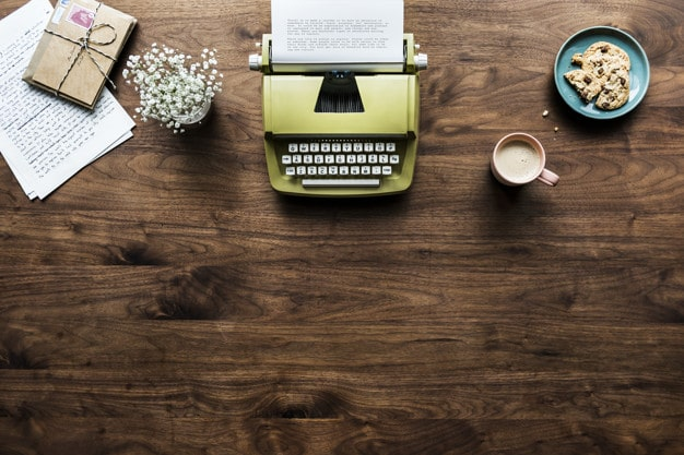 Typewriter Workspace Plus Desk