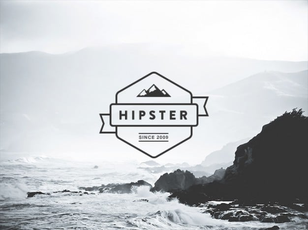 Awesome Hipster Logo