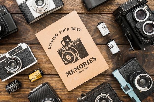 Photography Brochure Scene