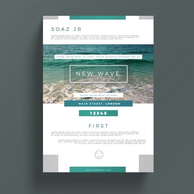 Refreshing Creative Business Flyer