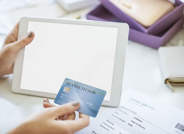 Tablet Plus Credit Card