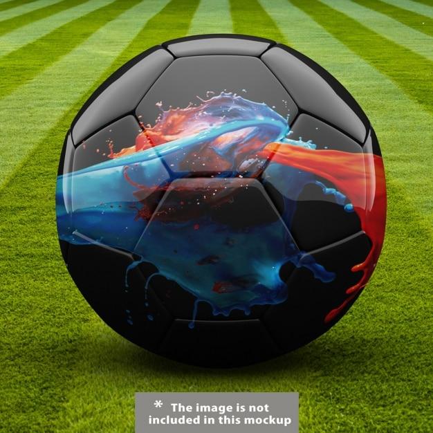 Shiny Soccer Ball