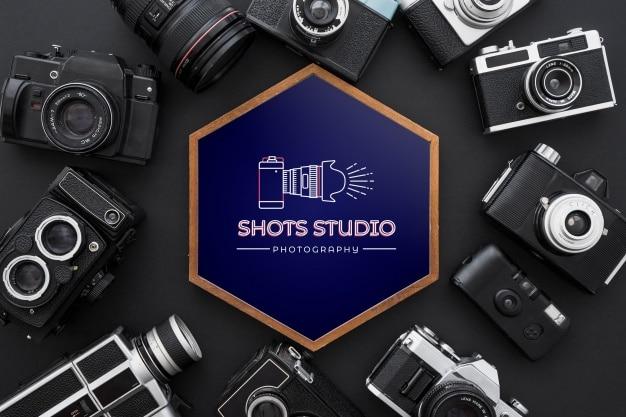 Hexagon Photography Frame