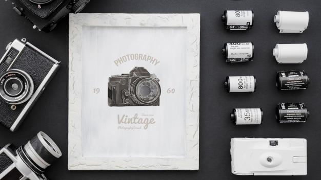 Photography Frame Design