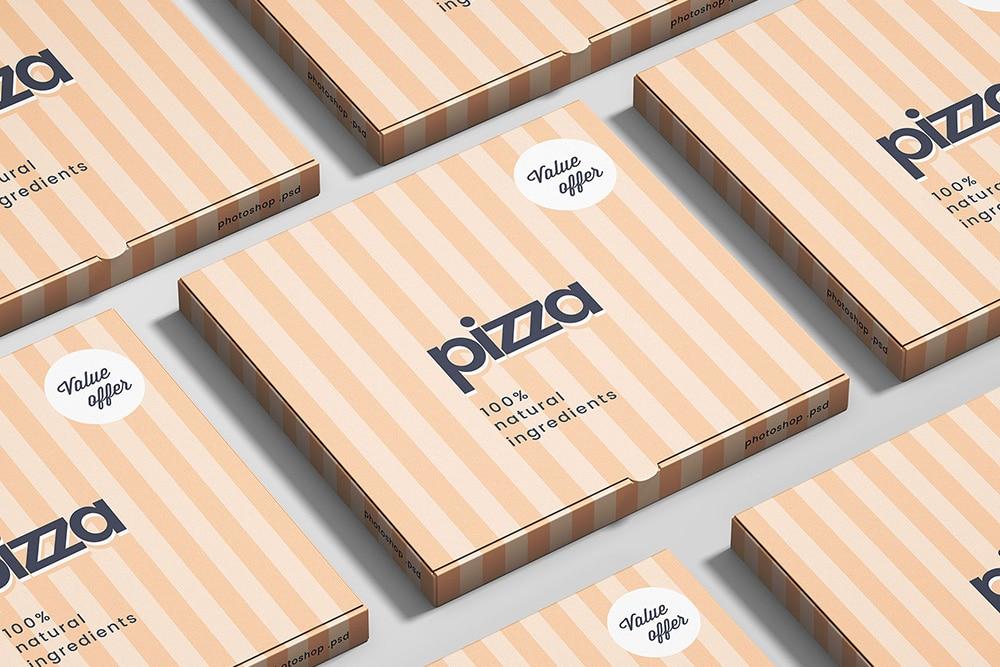 free download pizza box mockup
