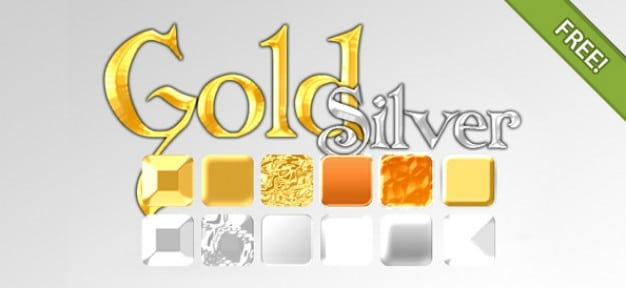 Gold Plus Silver Effects