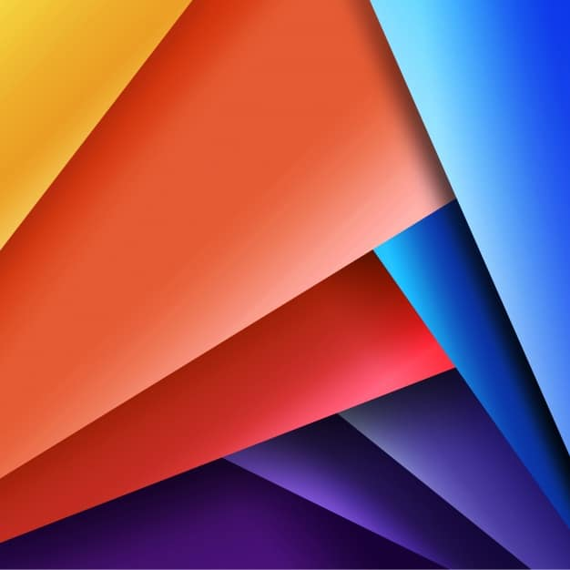 Multicolor Geometry Background