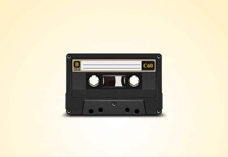 Cassette Tape Design