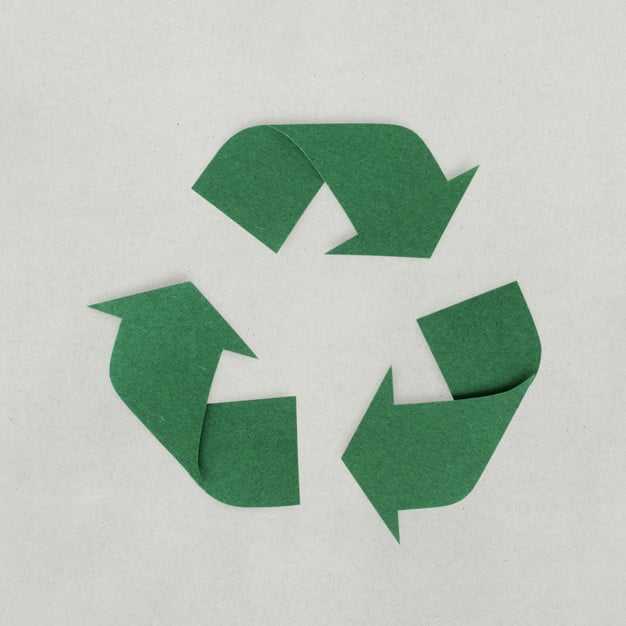 Paper Craft Recycle Icon
