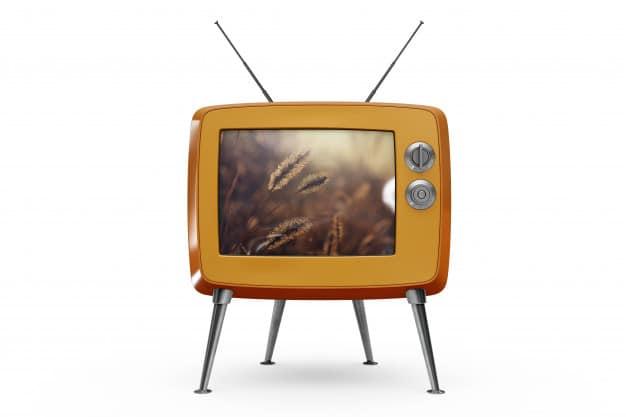Retro TV Plus Antenna
