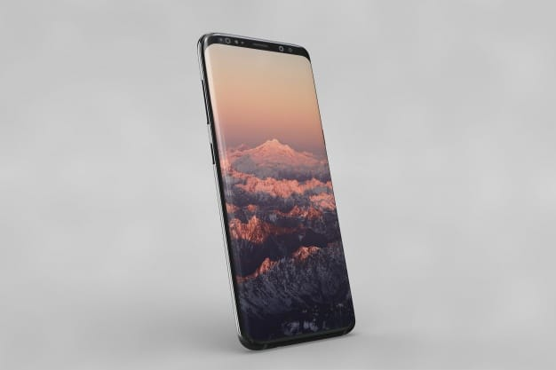 Beautiful Modern Smartphone