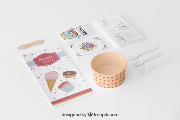 Stationery Ice Cream