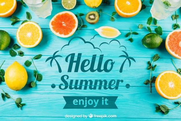 Refreshing Summer Promotion