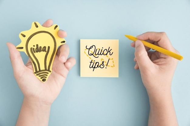 Sticky Notes Plus Quick Tips